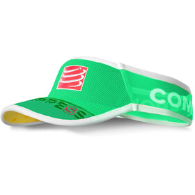 Compressport UltraLight Visor Fluo Green